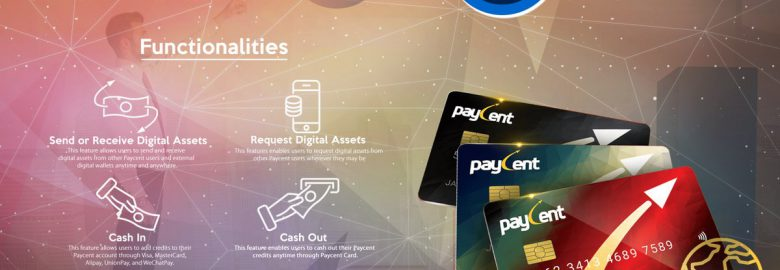 Paycent Debit Card